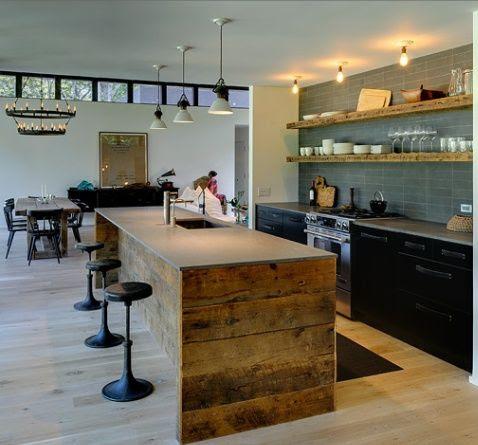 wood-rustic-kitchen-island