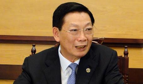 Hình ảnh Chủ tịch Hà Nội Nguyễn Thế Thảo xin thôi chức số 1