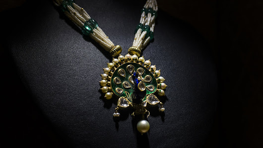 In India, Jewels a Maharani or Grandmother Could Love - NYTimes.com