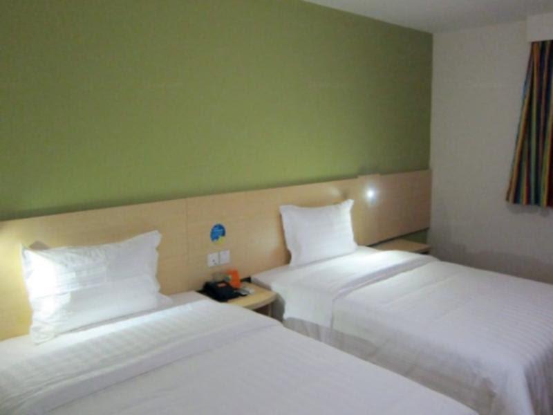 Review 7 Days Inn Yuncheng Zhongyin Branch