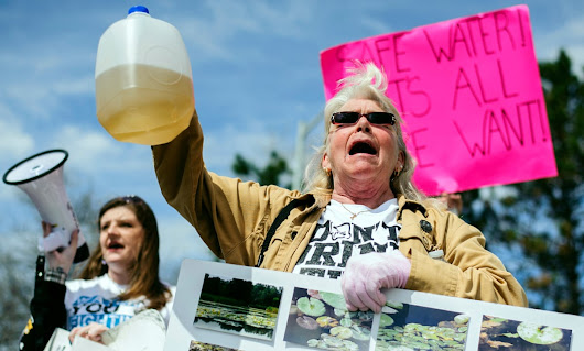 How Michigan's Flint River is poisoning the city's residents | Environment | The Guardian