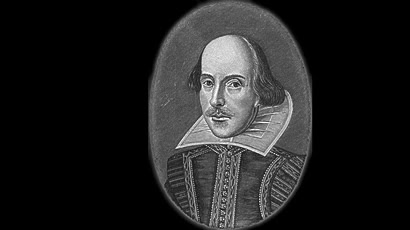 William Shakespeare - Credit: Wikimedia Commons