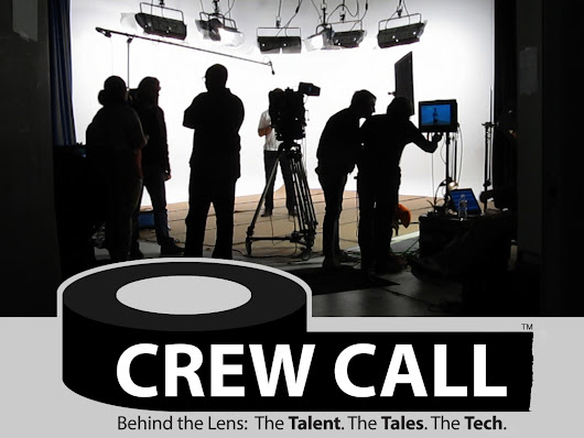 Crew Call - A New Webseries for Film & TV Creators and Fans by Jennifer Livesey & Chris Sebes —  Kickstarter