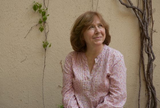 Svetlana Alexiyévich
