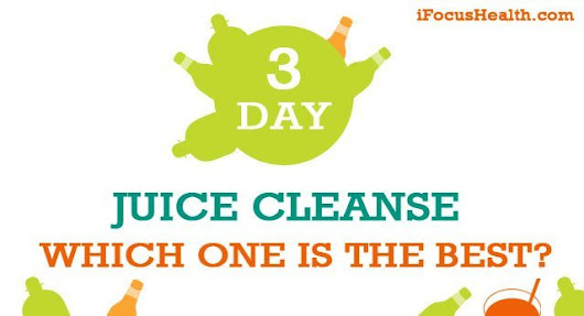 3 Day Juice Cleanses Review: Which One Is The Best?