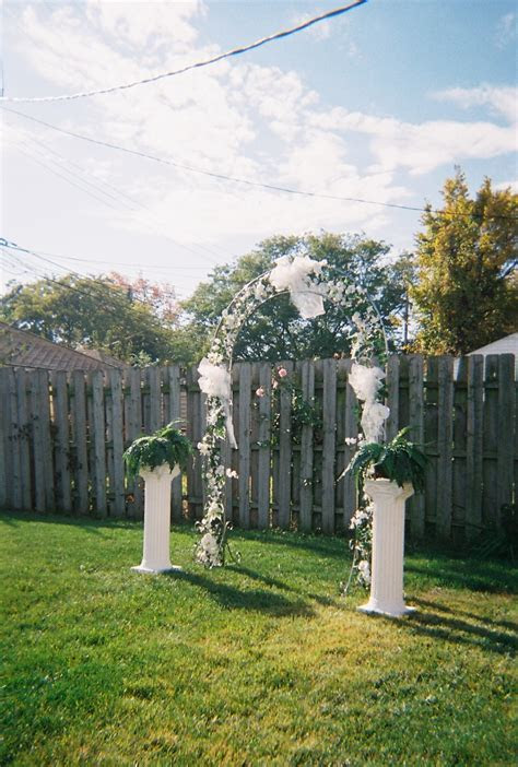 Unique Cheap Backyard Wedding Ideas ? Design & Ideas
