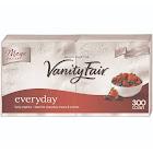Vanity Fair Everyday Napkins, 2-Ply - 300 napkins