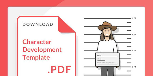 How to Create a Character Profile: the Ultimate Guide (with Template)