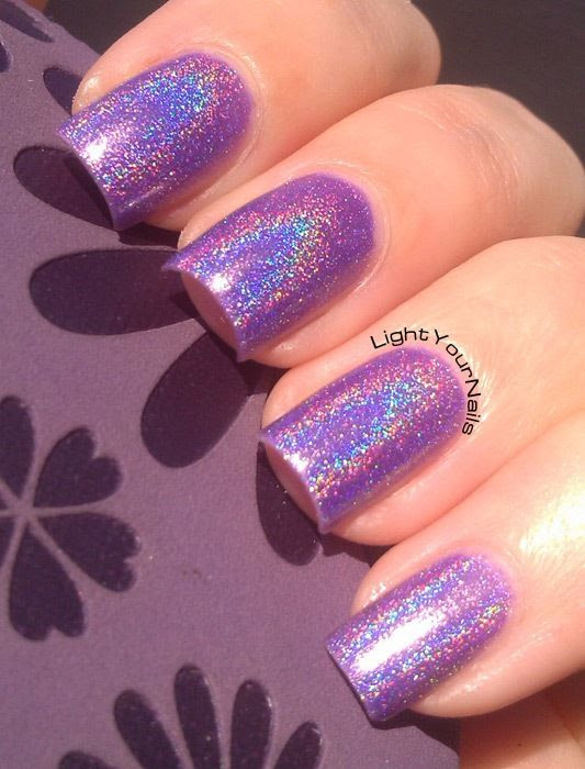 Jade Fascinio Violeta - Light Your Nails!