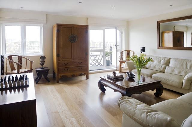 18+ Open Living Room Designs