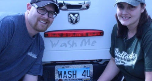Vehicle Washing Machines