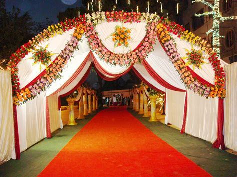 Photo Gallery of Party Plot with Decoration ? Maa Party