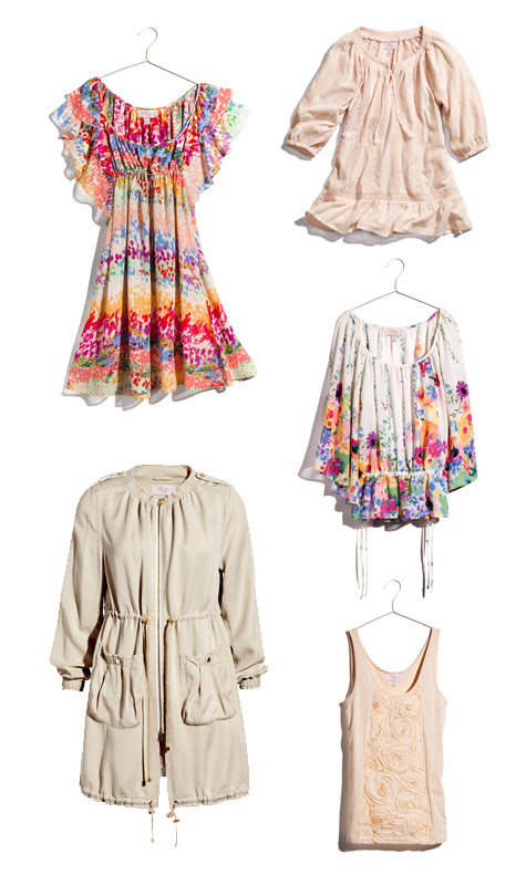 h&m garden collection