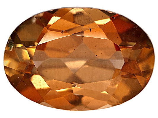 Piedra preciosa Andalucita