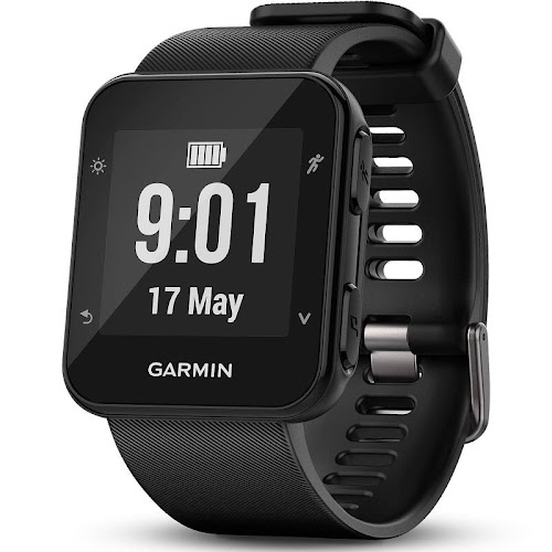 Garmin Forerunner 35 Running GPS Watch - Black