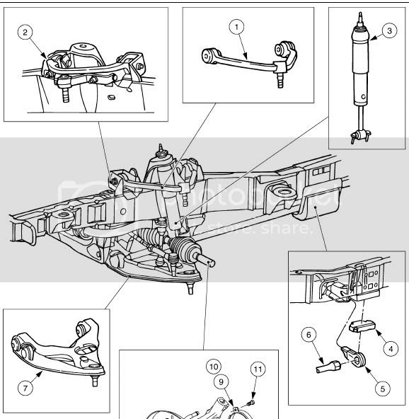 Wiring Diagram: 29 2000 Ford Expedition Front Suspension ...