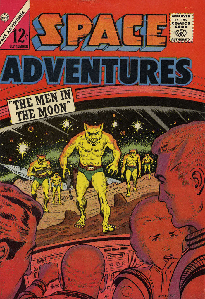 Space Adventures #53 (Charlton, 1963)