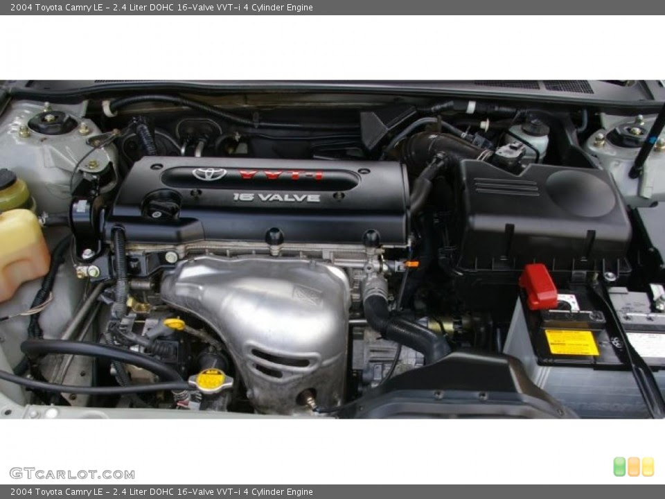 2004 Toyota Camry Engine 24 L 4 Cylinder