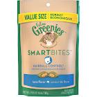 Greenies Feline Smartbites Cat Treats Hairball Control Tuna 4.6 oz