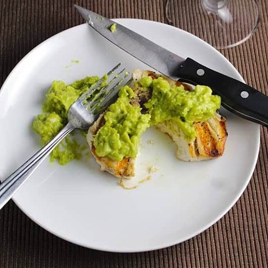 Grilled Swordfish with Guacamole | Cooking Chat