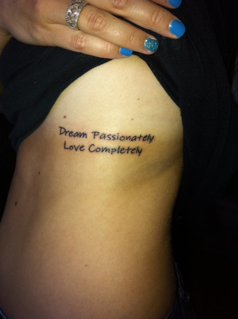 Inspirational Tattoos Designs, Ideas and Meaning  Tattoos For You