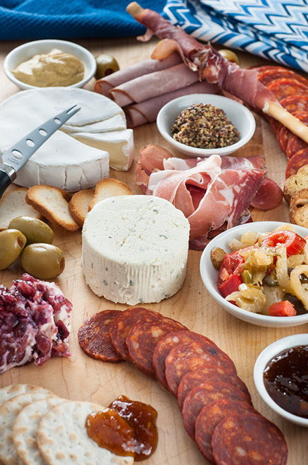 Charcuterie Board… No Cooking… Delicious! | Photos & Food