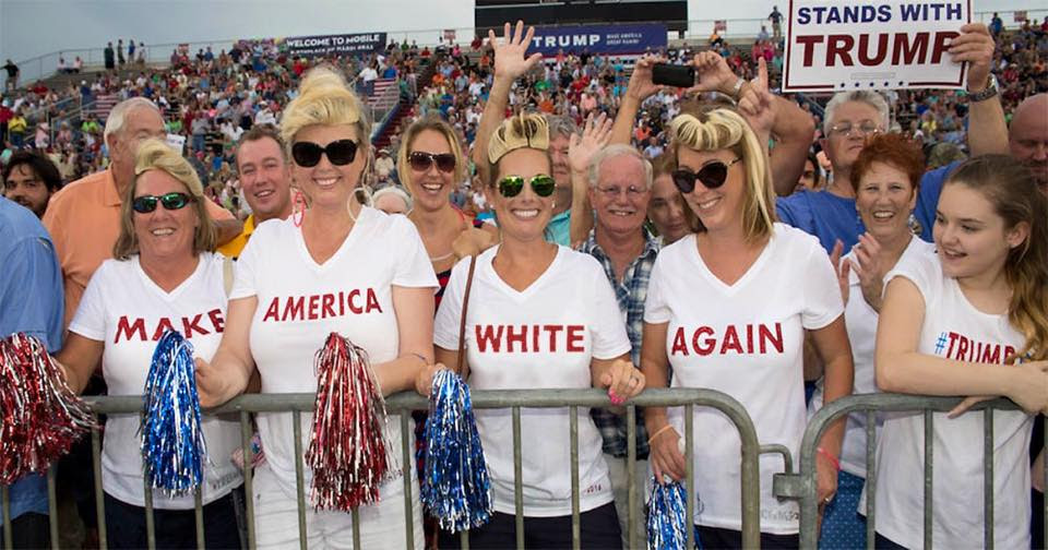 Image result for trump voters pictures
