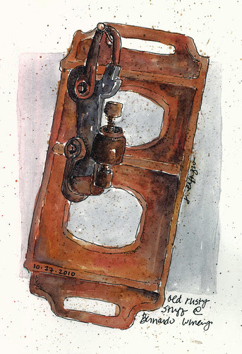 rusty stuff