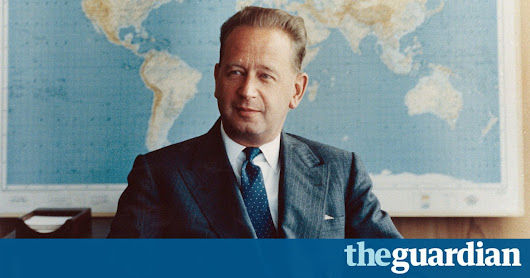 UN to pursue further inquiry into death of Dag Hammarskjöld | World news | The Guardian