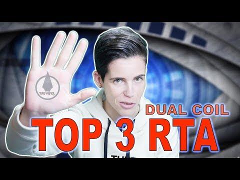 TOP 3 // RTA DUAL COIL // lo mejor en SABOR