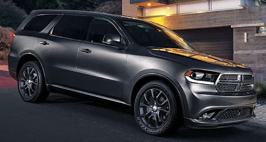 Ron Carter Chrysler Jeep Dodge of League City | Highlighting the 2017 Dodge Durango