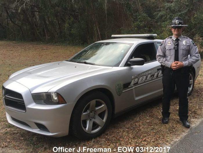 Rookie Police Officer Dies In Single Car Crash