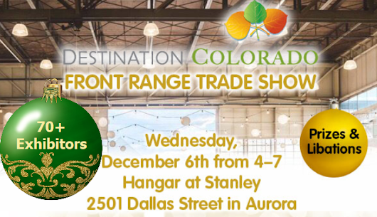 Denver, Colorado Meeting Planner Front Range Trade Show 12/6/17