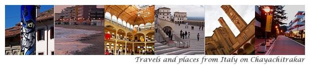 Italy travel icon