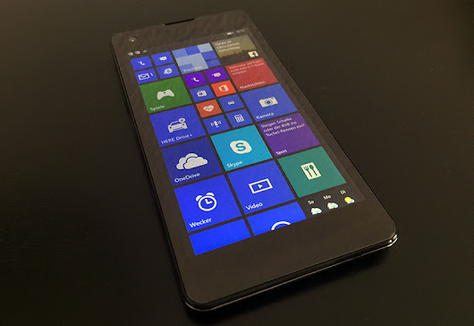 TrekStor WinPhone 4.7 HD im Test – das Windows Phone Fliegengewicht