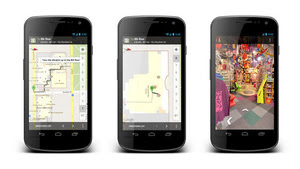 Google Maps on Android Now Offers Indoor Walking Directions and Maps Out Google Offers