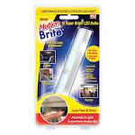 Motion Brite As Seen On TV White Battery Powered Motion Sensor Task Light - Pack of 1