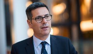 El eurodiputado popular italiano Giovanni La Via, Presidente de la comisión de Medio Ambiente, Salud Pública y Seguridad Alimentaria.
