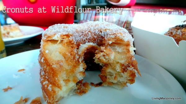 Cronuts at Wildflour Bakery And Cafe Philippines
