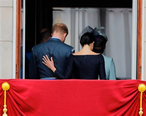 Meghan Markle and Prince Harry Quietly Display PDA