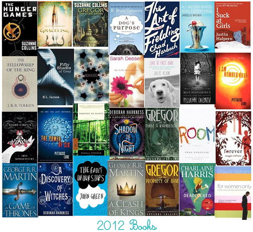 2012 books so far