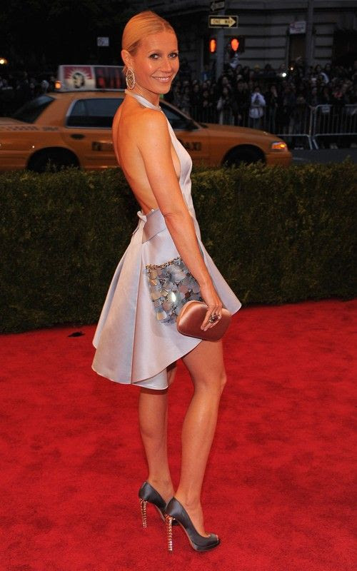 Costume Institute Gala Met Ball - May 7, 2012, Gwyneth Paltrow