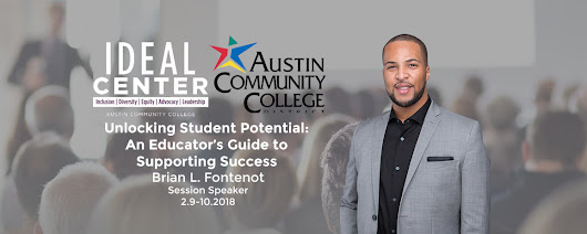 Speaking at the 2018 Equity Summit Presented by ACC Ideal Center - Brian L. Fontenot