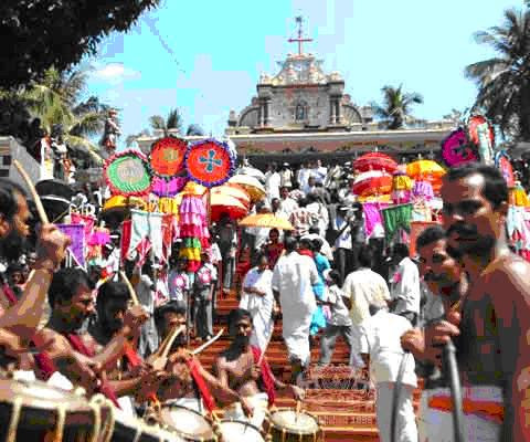 Church feast and festivals in Central Kerala-Kottayam Nasranis