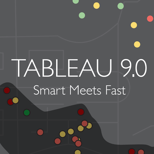 Smart Meets Fast: Tableau 9.0 Is Here! | Tableau Software