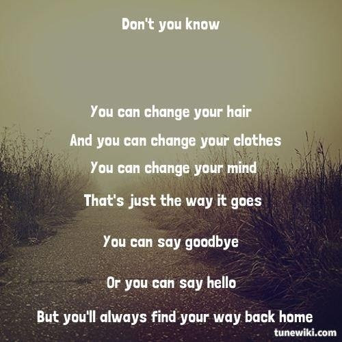 Quotes About Finding Way Home 29 Quotes