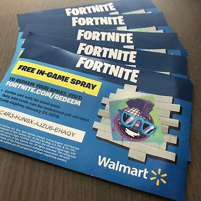 Fortnite Free Walmart Spray Codes | Fortnite Aimbot Download