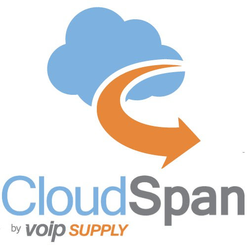 New CloudSpan SIP Trunks, Hosted PBX, and Hosted Fax by VoIP Supply