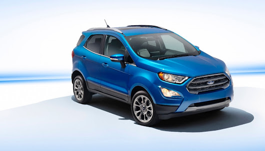 2018 Ford EcoSport | Local Ford Dealers | Near Hampton, VA