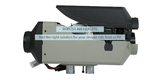 General Components - Parking Heaters for Trucks, Boats and RVs